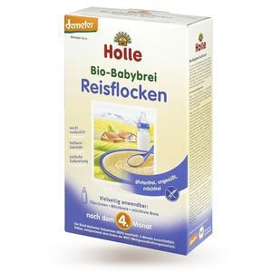 BIO, Ekologiczna kaszka z płatków ryżowych dla niemowląt marki Holle baby food GmbH - zdjęcie nr 1 - Bangla