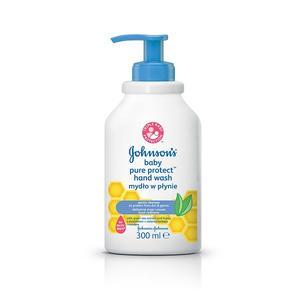 Johnson's Baby Pure Protect, Mydło w płynie marki Johnson & Johnson - zdjęcie nr 1 - Bangla
