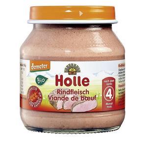 Holle, Danie dla niemowląt Czysta wołowina Bio Demeter marki Holle - zdjęcie nr 1 - Bangla