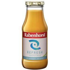 Rabenhorst, Odżywcze Smoothie Refresh z żółtych owoców i imbiru marki Rabenhorst - zdjęcie nr 1 - Bangla