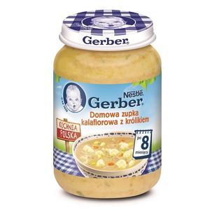Gerber, Domowa zupka kalafiorowa z królikiem marki Dania gotowe Gerber - zdjęcie nr 1 - Bangla