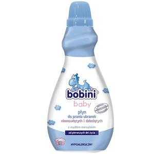 Bobini Baby, Płyn do prania ubranek niemowlęcych i dziecięcych marki Global Cosmed - zdjęcie nr 1 - Bangla