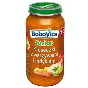 BoboVita, Kluseczki z warzywami i indykiem marki Nutricia - zdjęcie nr 1 - Bangla