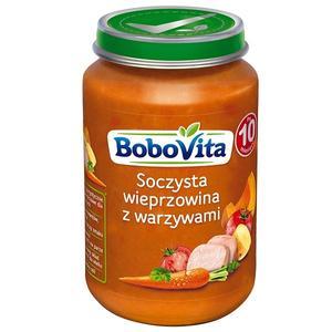 BoboVita, Soczysta wieprzowina z warzywami marki Nutricia - zdjęcie nr 1 - Bangla
