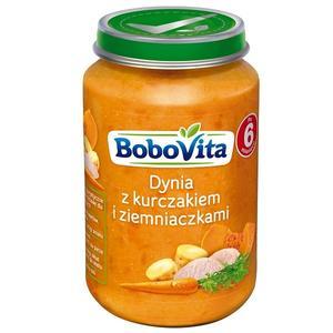 BoboVita, Dynia z kurczakiem i ziemniaczkami marki Nutricia - zdjęcie nr 1 - Bangla