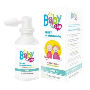 BabyCap, Spray na ciemieniuchę marki CapeyPharma - zdjęcie nr 1 - Bangla