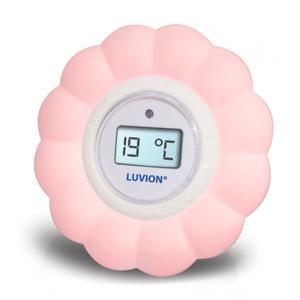 Luvion, Elektroniczny termometr do kąpieli i pomiaru temperatury w pokoju 2w1  marki Luvion - zdjęcie nr 1 - Bangla