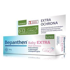 Bepanthen Baby Extra, Maść ochronna marki Bayer - zdjęcie nr 1 - Bangla