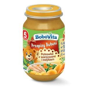 BoboVita, Potrawka z warzywami i indykiem marki Nutricia - zdjęcie nr 1 - Bangla