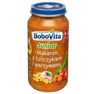BoboVita Junior, Makaron z tuńczykiem i warzywami po 12. miesiącu  marki Nutricia - zdjęcie nr 1 - Bangla