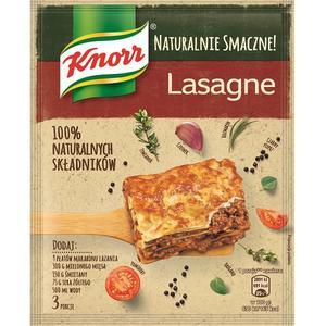 Naturalnie Smaczne!, Lasagne marki Knorr - zdjęcie nr 1 - Bangla