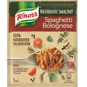 Naturalnie Smaczne!, Spaghetti Bolognese marki Knorr - zdjęcie nr 1 - Bangla