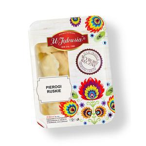 Pierogi ruskie, pierogi ręczne marki U Jędrusia - zdjęcie nr 1 - Bangla