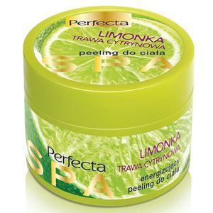 Perfecta SPA, Energizujący peeling do ciała Limonka i Trawa Cytrynowa marki Dax Cosmetics - zdjęcie nr 1 - Bangla