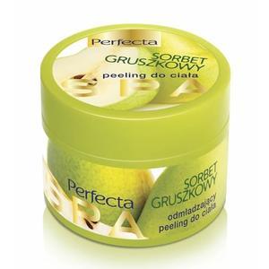 Perfecta SPA, Odmładzający peeling do ciała Sorbet gruszkowy marki Dax Cosmetics - zdjęcie nr 1 - Bangla