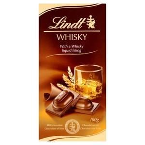Whisky, czekolada z nadzieniem z whisky marki Lindt - zdjęcie nr 1 - Bangla