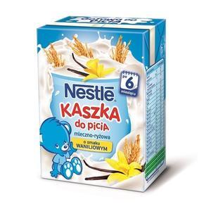 Nestle, Kaszka do picia mleczno-ryżowa o smaku waniliowym  marki Kaszki Nestlé - zdjęcie nr 1 - Bangla