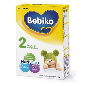 Bebiko 2, Mleko następne dla niemowląt NutriFlor+ marki Nutricia - zdjęcie nr 1 - Bangla
