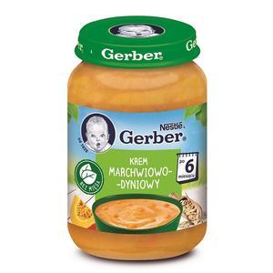 Gerber, Krem marchwiowo-dyniowy marki Dania gotowe Gerber - zdjęcie nr 1 - Bangla