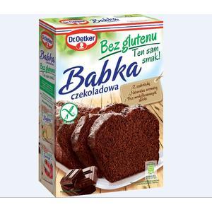 Babka czekoladowa bezglutenowa marki Dr Oetker - zdjęcie nr 1 - Bangla