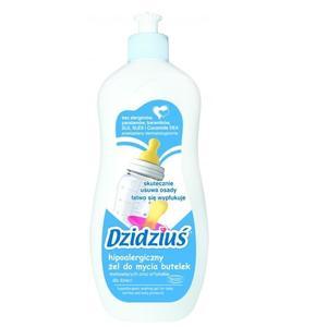 Dzidziuś, Hipoalergiczny żel do mycia butelek marki Pollena-Ostrzeszów - zdjęcie nr 1 - Bangla