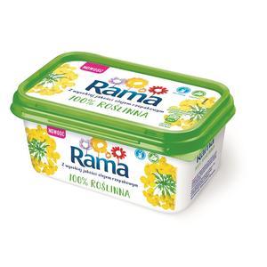 Rama 100% Roślinna, Margaryna marki Unilever - zdjęcie nr 1 - Bangla