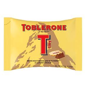 Toblerone Milk Tiny, Mleczne czekoladki marki Mondelez/Kraft Foods Group - zdjęcie nr 1 - Bangla