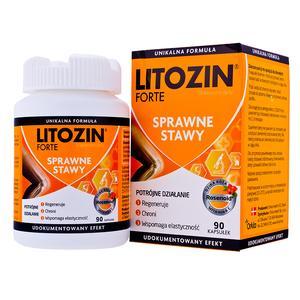 Litozin Forte, suplement marki Orkla Health Sp. z o.o. - zdjęcie nr 1 - Bangla