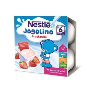 Jogolino, Deserek mleczno-owocowy (różne smaki) marki Kaszki Nestlé - zdjęcie nr 1 - Bangla