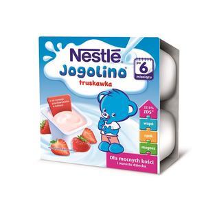 Nestlé Jogolino, deserek mleczno-owocowy marki Kaszki Nestlé - zdjęcie nr 1 - Bangla