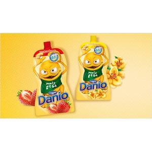 Danio na wynos, Serek homogenizowany - różne smaki marki Danone - zdjęcie nr 1 - Bangla