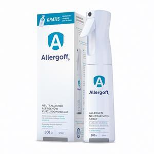 Allergoff, Spray do neutralizowania alergenów kurzu domowego marki ICB Pharma - zdjęcie nr 1 - Bangla