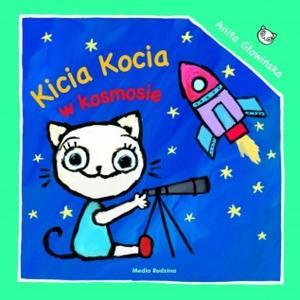 Anita Głowińska, Kicia Kocia w kosmosie marki Media Rodzina - zdjęcie nr 1 - Bangla