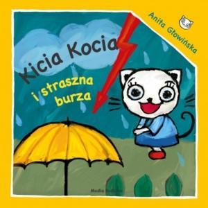 Anita Głowińska, Kicia Kocia i straszna burza marki Media Rodzina - zdjęcie nr 1 - Bangla
