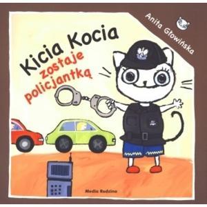Anita Głowińska, Kicia Kocia zostaje policjantką marki Media Rodzina - zdjęcie nr 1 - Bangla
