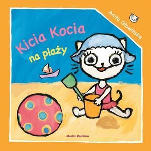 Anita Głowińska, Kicia Kocia na plaży marki Media Rodzina - zdjęcie nr 1 - Bangla