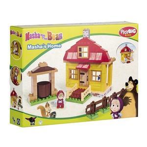 Simba, Domek Maszy (klocki) marki Simba - zdjęcie nr 1 - Bangla