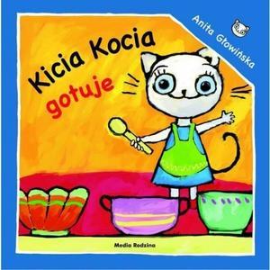 Anita Głowińska, Kicia Kocia gotuje marki Media Rodzina - zdjęcie nr 1 - Bangla