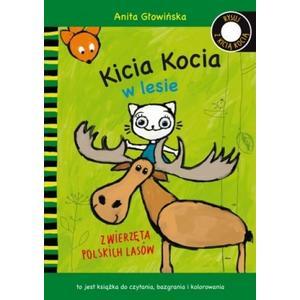 Anita Głowińska, Kicia Kocia w lesie marki Media Rodzina - zdjęcie nr 1 - Bangla