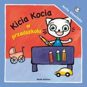 Anita Głowińska, Kicia Kocia w przedszkolu marki Media Rodzina - zdjęcie nr 1 - Bangla