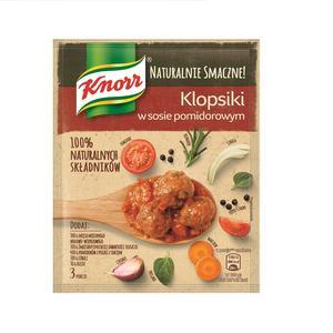 Knorr, Klopsiki w sosie pomidorowym marki Knorr - zdjęcie nr 1 - Bangla