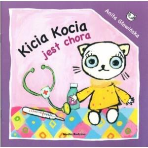 Anita Głowińska, Kicia Kocia jest chora marki Media Rodzina - zdjęcie nr 1 - Bangla