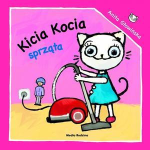 Anita Głowińska, Kicia Kocia sprząta marki Media Rodzina - zdjęcie nr 1 - Bangla