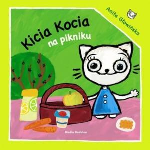 Anita Głowińska, Kicia Kocia na pikniku marki Media Rodzina - zdjęcie nr 1 - Bangla