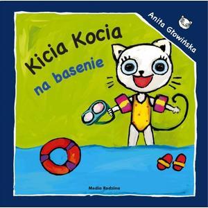 Anita Głowińska, Kicia Kocia na basenie marki Media Rodzina - zdjęcie nr 1 - Bangla