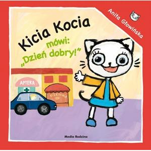Anita Głowińska, Kicia Kocia mówi: