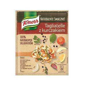 Knorr, Tagliatelle z kurczakiem marki Knorr - zdjęcie nr 1 - Bangla