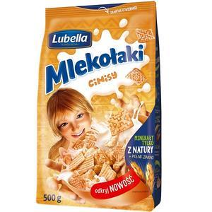 Mlekołaki, Płatki zbożowe Cinisy marki Lubella - zdjęcie nr 1 - Bangla