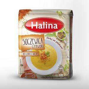 Soczewica czerwona marki Halina - zdjęcie nr 1 - Bangla
