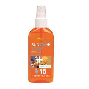 Sun Care, Suchy olejek do opalania w sprayu SPF 15 marki FlosLek - zdjęcie nr 1 - Bangla